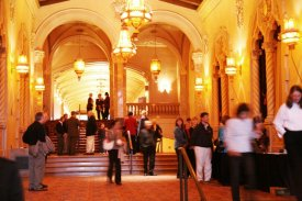 7 California Theatre Main Entrance