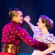 "The King and I - Broadway San Jose @ <a href=""http://sanjosetheaters.org/theaters/center-for-performing-arts/"">Center for the Performing Arts</a> 