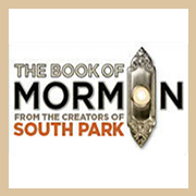 "The Book of Mormon @ <a href=""http://sanjosetheaters.org/theaters/center-for-performing-arts/"">Center for the Performing Arts</a> 
