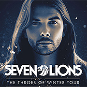"Seven Lions - Throes of Winter Tour @ <a href=""http://sanjosetheaters.org/theaters/city-national-civic/"">City National Civic</a> 