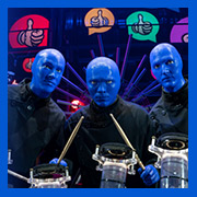 Blue Man Group - Speechless Tour @ Center for the Performing Arts | 255 Almaden Blvd., San Jose, CA 95113