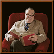 An Evening with C.S. Lewis starring David Payne - CANCELED @ Montgomery Theater | 271 South Market St., San Jose, CA 95113
