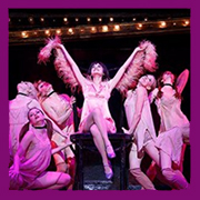 "Cabaret - Broadway San Jose @ <a href=""http://sanjosetheaters.org/theaters/center-for-performing-arts/"">Center for the Performing Arts</a> 