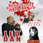 "Caravana del Amor con Leo Dan, King Clave, Jeanette, Solitarios @ <a href=""https://sanjosetheaters.org/theaters/city-national-civic/"">City National Civic</a> 
