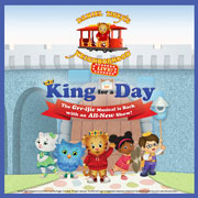 "Daniel Tiger's Neighborhood - Live! @ <a href=""https://sanjosetheaters.org/theaters/city-national-civic/"">City National Civic</a> 