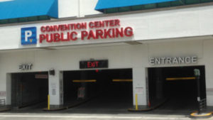 San Jose Convention Center Parking