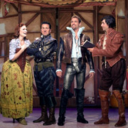 "Something Rotten! - Broadway San Jose @ <a href=""https://sanjosetheaters.org/theaters/center-for-performing-arts/"">Center for the Performing Arts</a> 