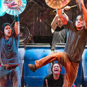 "Stomp - Broadway San Jose @ <a href=""http://sanjosetheaters.org/theaters/center-for-performing-arts/"">Center for the Performing Arts</a> 
